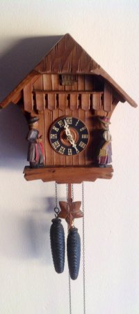 One Day Cuckoo Clock